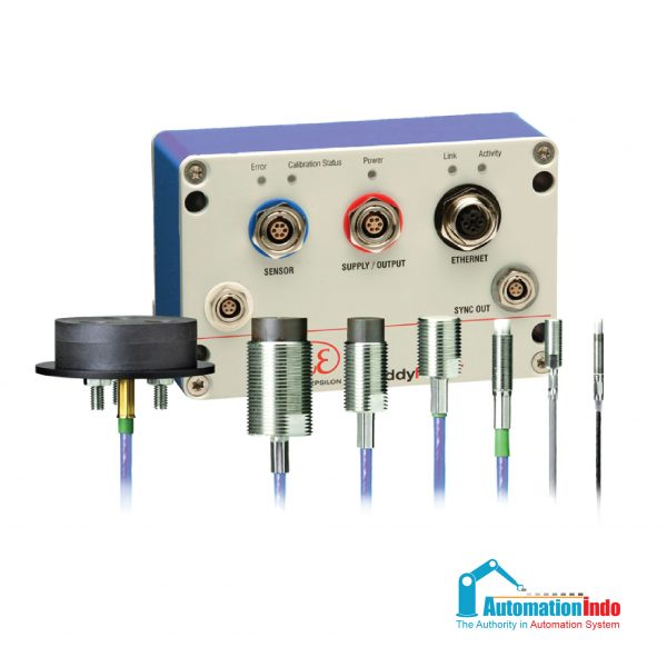 Sensor Jarak eddyNCDT 3005